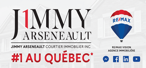 Jimmy Arsenault, agent Re/Max